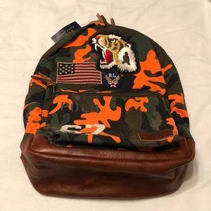 New! Heavy duty canvas bag by Polo Ralph Lauren